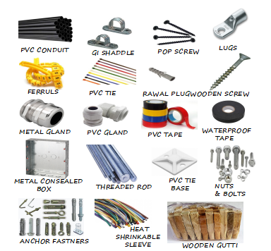 Electrical Accessories Products